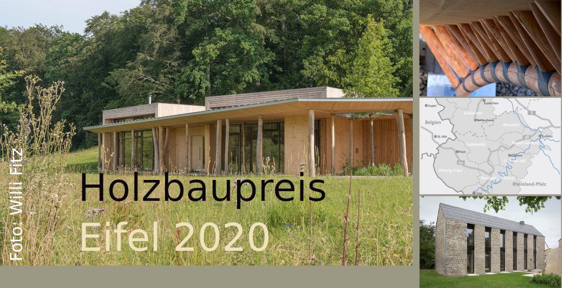 Holzbaupreis Eifel 2020