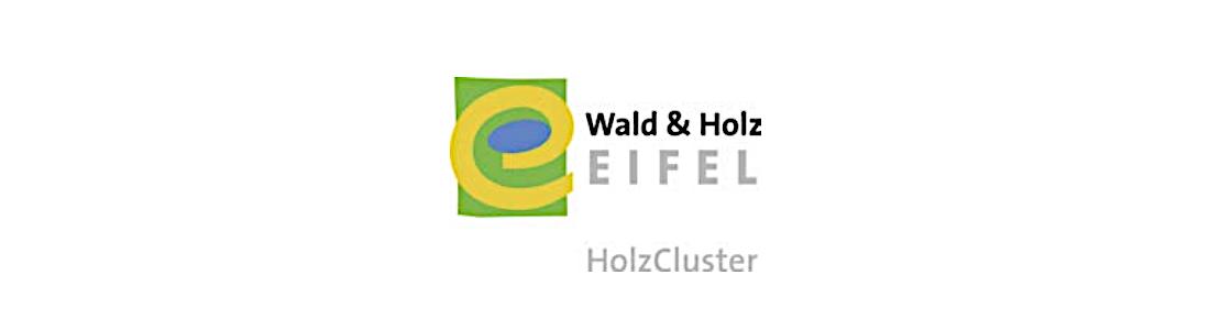 Logo HolzCluster Eifel