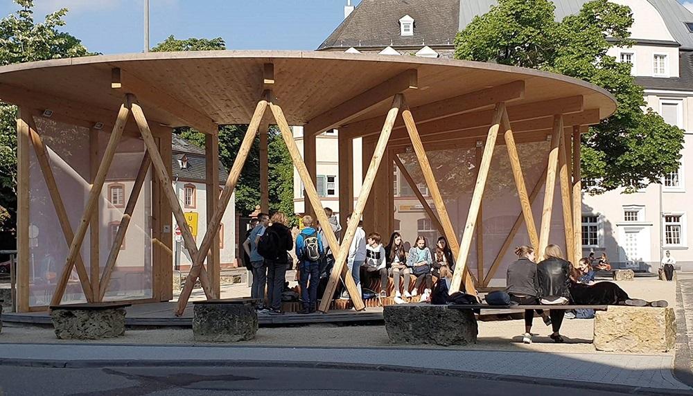 Pavillon-Paulusplatz