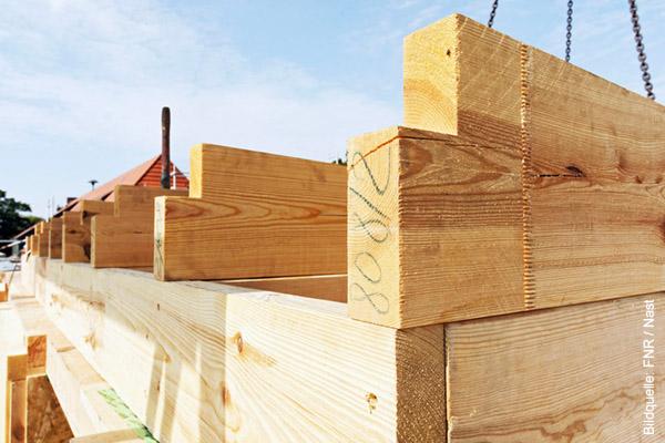 BMEL unterstützt die Weiterentwicklung des klimafreundlichen Holzbaus